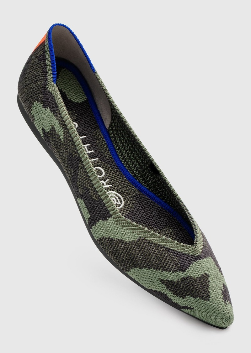 The Point Olive Camo