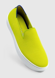 Rothy's The Sneaker Electric Lemon