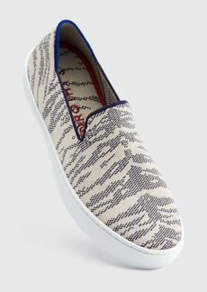 Rothy's The Sneaker Maritime Tiger