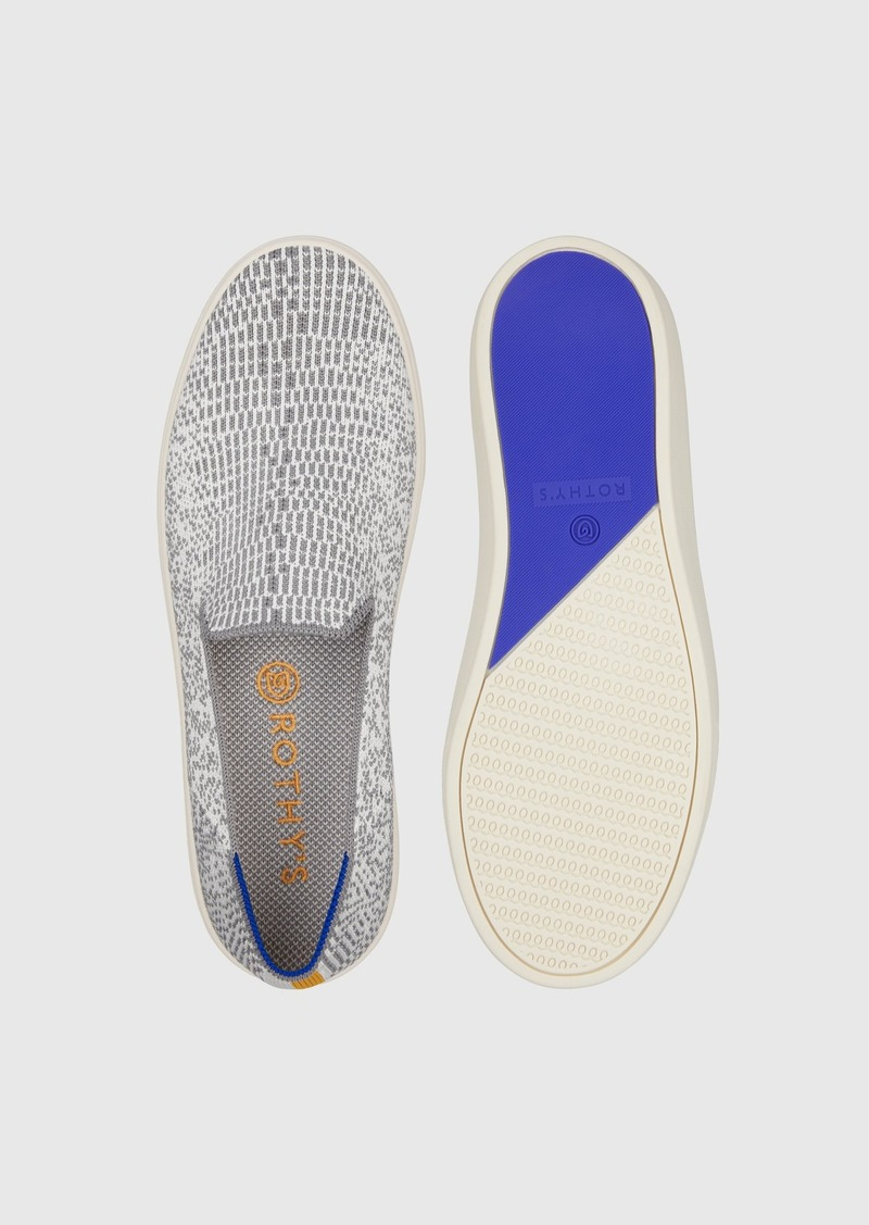 Rothy's The Sneaker Opal Python   Shoes