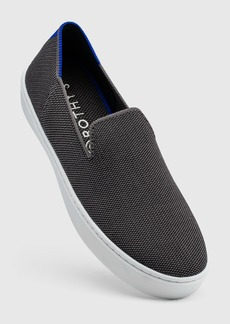 Rothy's The Sneaker Steel Grey