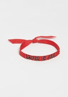 Roxanne Assoulin Tie One On Love Is All Red