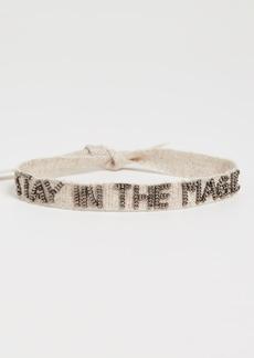 Roxanne Assoulin Tie One On Natural Bracelet