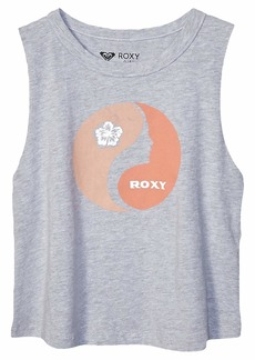 Roxy Aloha Girl Youth Muscle Tank (Big Kids)