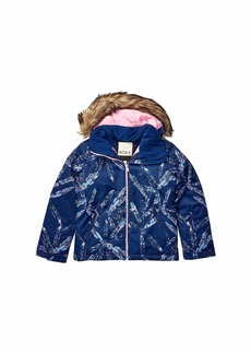 Roxy American Pie Jacket (Big Kids)