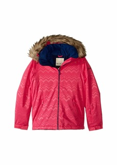 Roxy American Pie Solid Jacket (Big Kids)