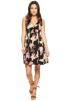 Roxy Angelic Grace Printed Dress