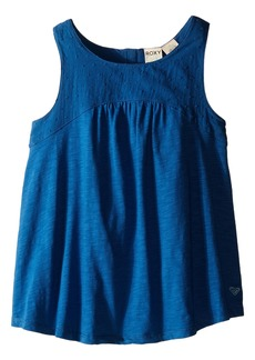 Roxy Beach Bummin Tank Top (Big Kids)