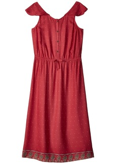 Roxy Blooming Love Dress (Big Kids)