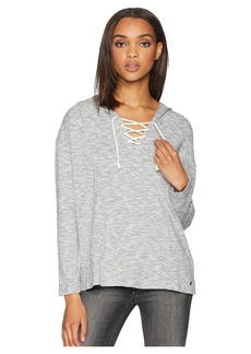 Roxy Discovery Arcade Knit V-Neck Top