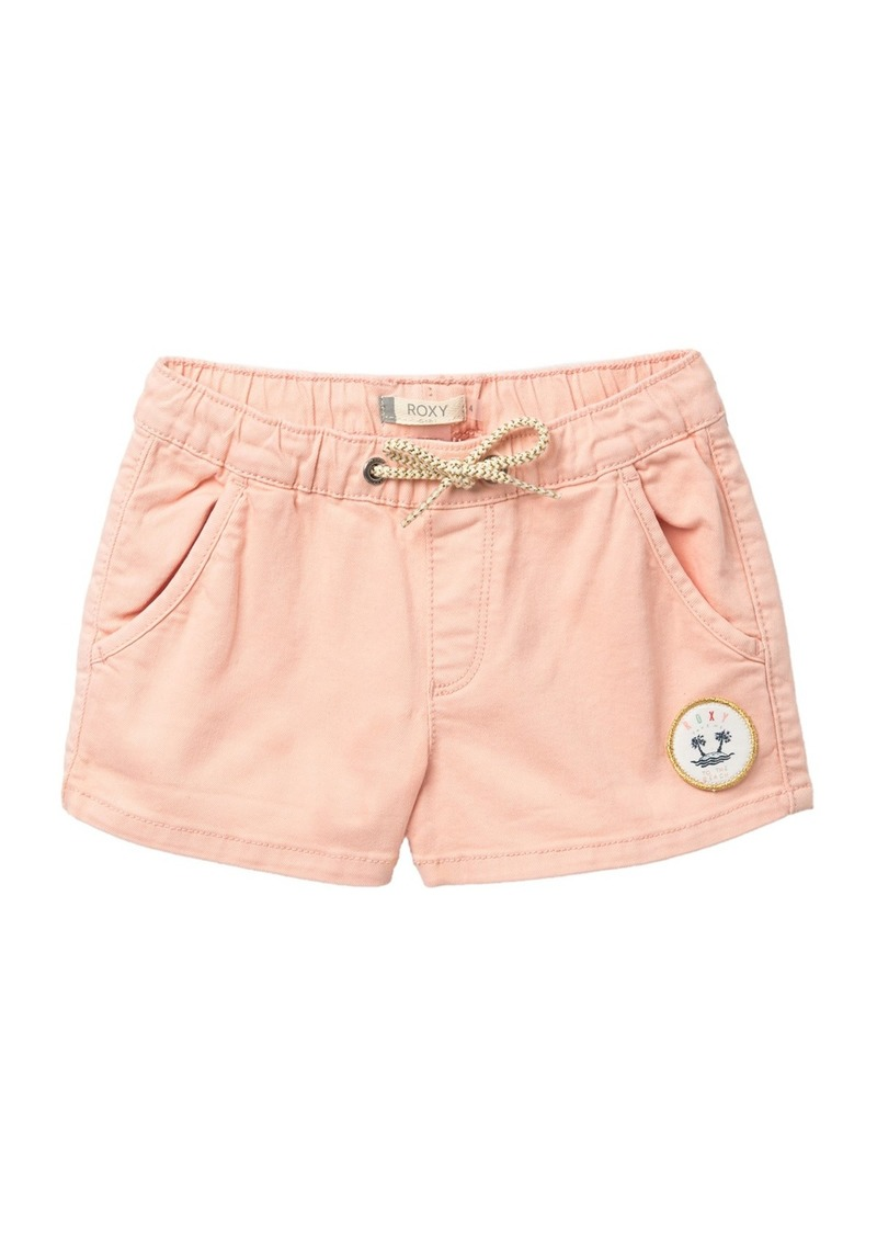 Roxy Donuts Time Shorts (Toddler & Little Girls)