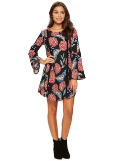 Roxy East Coast Dreamer Printed Dress