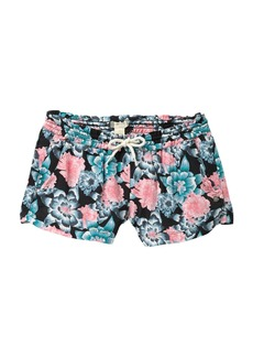 Roxy Feeling Alive Printed Shorts (Big Girls)