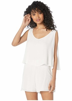 Roxy Festi Face Sleeveless Layered Romper