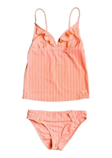 Roxy Field Of Love Tankini Set