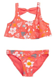 Roxy Fruity Shake Flutter Two-Piece Swimsuit (Toddler Girls & Little Girls)