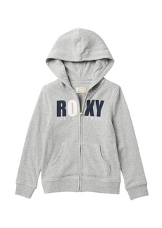 ROXY Girls Big Fingers Crossed Pullover Sweatshirt