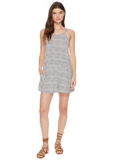 Roxy Island Stories Woven Romper