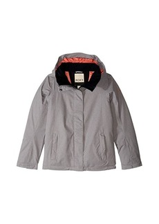 Roxy Jetty Solid Jacket (Big Kids)
