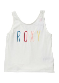 Roxy Just Happy Tank Top (Big Girls)