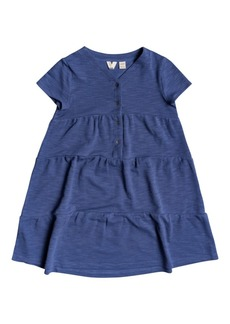 Roxy Little Girls Ray Sunshine Dress