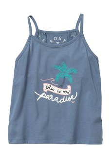 Roxy Lonely Day Tank Top (Toddler & Little Girls)
