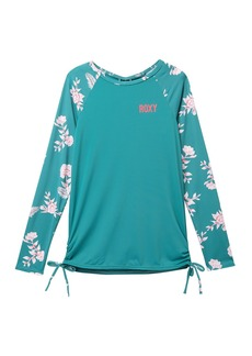 Roxy Magical Long Sleeve Rashguard Top (Big Girls)