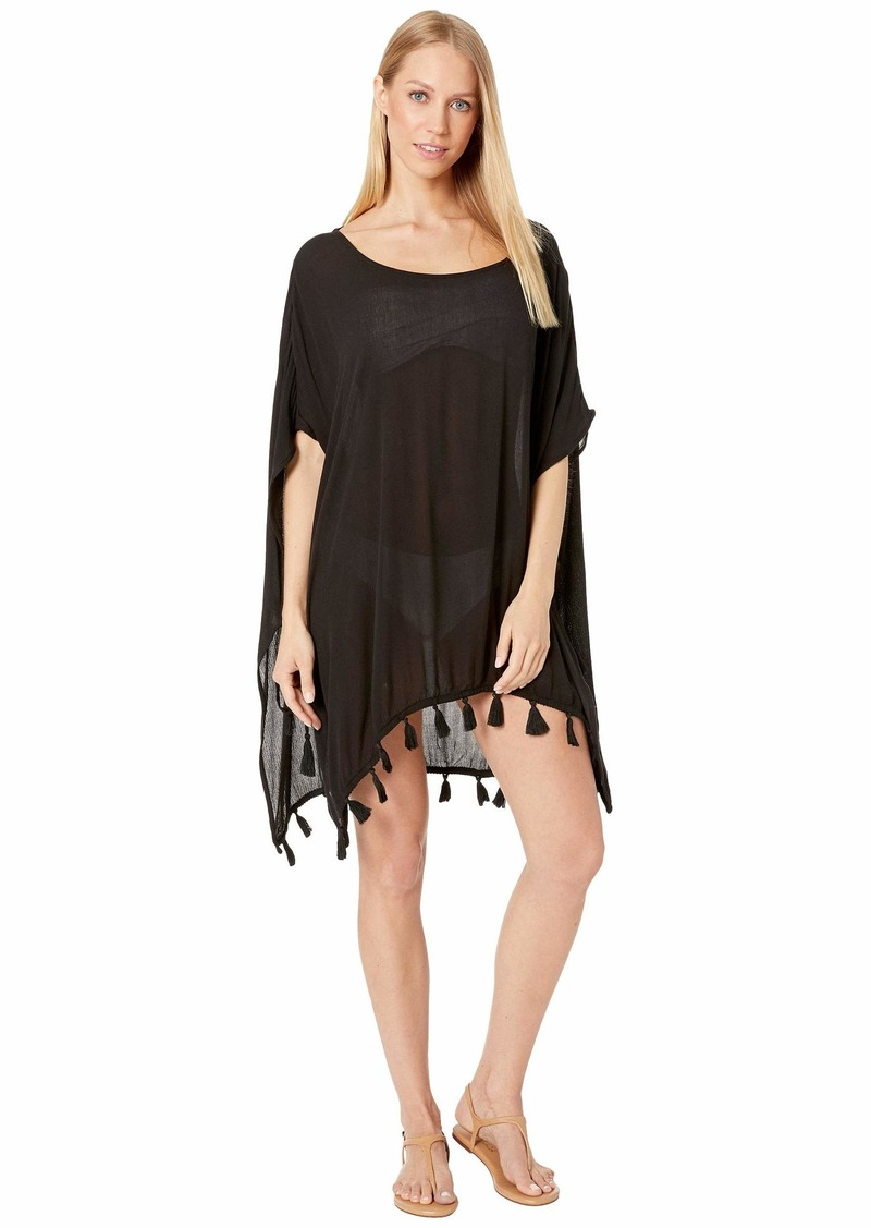 Roxy Make Your Soul Poncho Cover-Up