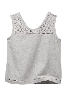 Roxy Crochet Invention Tank Top (Big Girls)