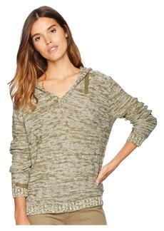Roxy Military Tones V-Neck Sweater