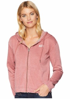Roxy Moon Rising Fleece Full Zip Top