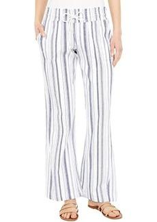 Roxy Oceanside Pants Yarn-Dye