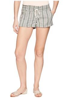 Roxy Oceanside Shorts Yarn-Dye