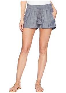 Roxy Oceanside Yarn-Dyed Shorts