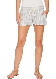 Roxy Oceanside Yarn-Dyed Shorts