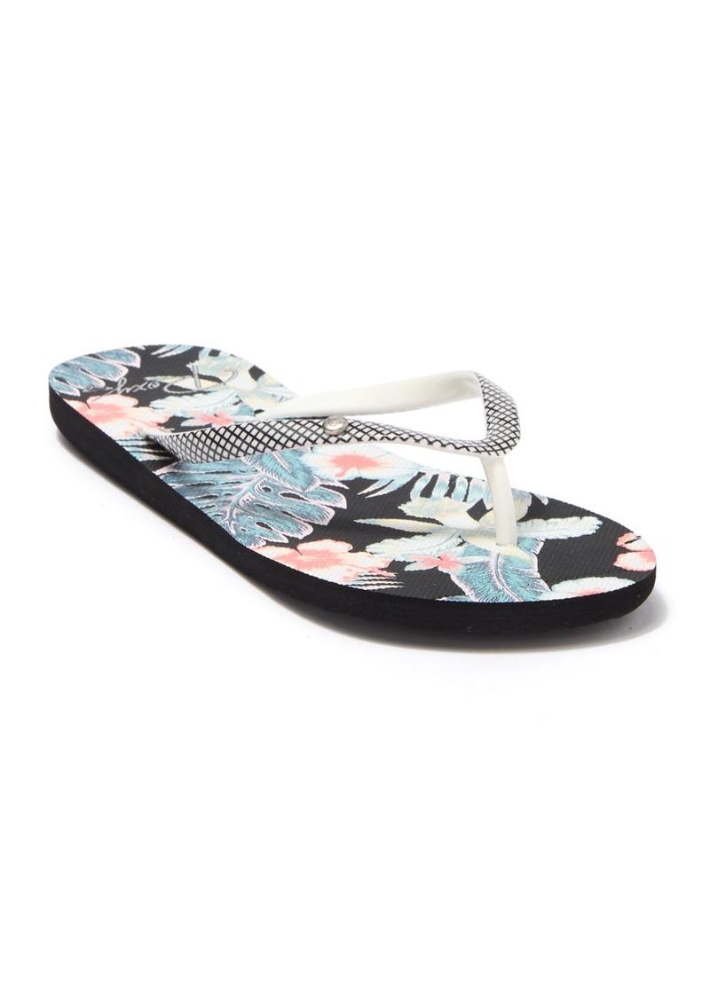 Roxy Portofino II Flip Flop
