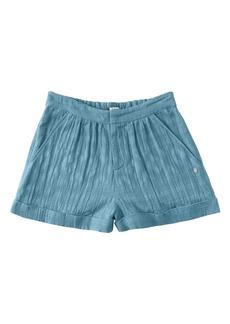 Roxy All I See Cotton Leno Shorts
