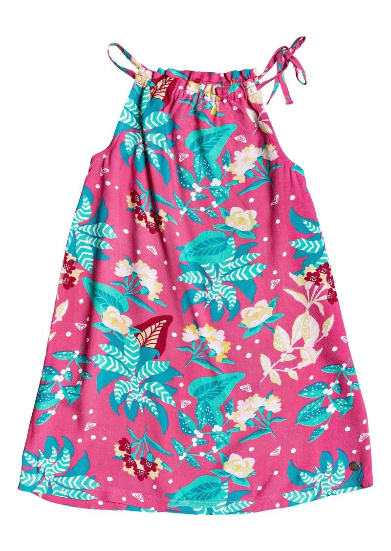 Roxy Amazing Trip Woven Dress (Toddler Girls, Little Girls & Big Girls)