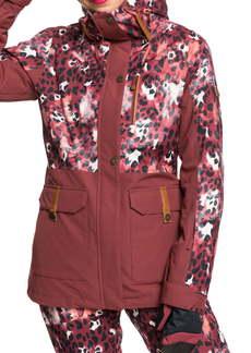 Roxy Andie Waterproof Parka Snow Jacket