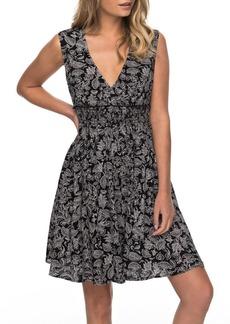 Roxy Angelic Grace Print Dress