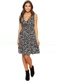 Roxy Angelic Grace Printed Woven Dress