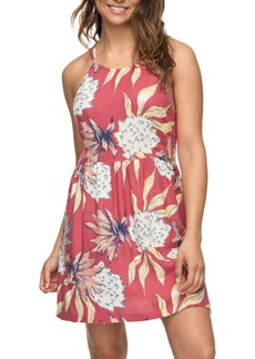 Roxy Antelope Curves Print Sundress