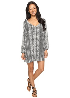 Roxy April Morning Long Sleeve Dress