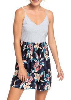 Roxy Beachy Story Minidress