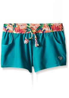 Roxy Big Girls' Boho Island Boardshort