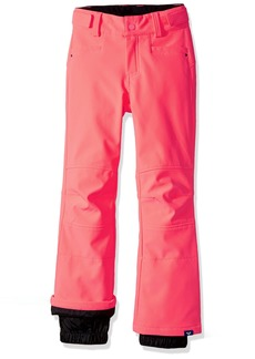 Roxy Big Girls' Creek Softshell Snow Pant