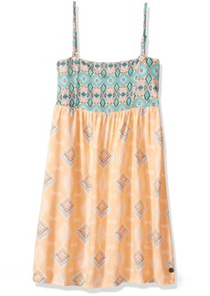 Roxy Big Girls' Don't Ever Let Her Go Woven Dress  16