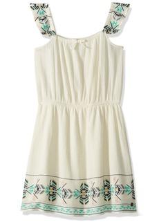 Roxy Big Girls' High Lines Flyes Woven Dress  12