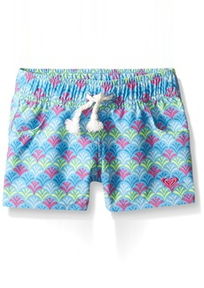 Roxy Big Girls' Island Tiles Boardshort