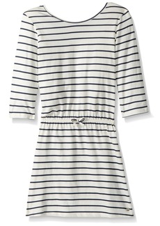 Roxy Big Girls' Lovely Daughters Stripe Dress